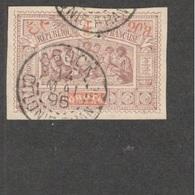 OBOCK1894: Yvert49used - Obock (1892-1899)