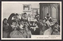 1904  --  LES ATELIERS LEFEBURE A ARGENTAN . 3T249 - Vieux Papiers
