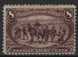 Stati Uniti 1898 Unif.153 */MVLH VF/F - Ungebraucht