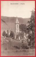 MALBUISSON - L'Eglise - Faivre Locca Pontarlier - France
