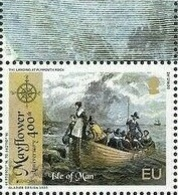 2020 - ISOLA DI MAN / ISLE OF MAN - EUROPA CEPT - ANTICHE VIE POSTALI / ANCIENT POSTAL ROUTES. MNH - Europa-CEPT