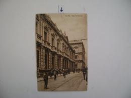 BOLIVIA - POST CARD CASA DE CORREOS , LA PAZ  IN THE STATE - Bolivia
