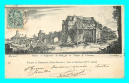 A838 / 357 94 - Temple De Charenton Saint Maurice Pont Et Moulins - Charenton Le Pont