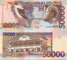 SAINT THOMAS & PRINCE 10000 Dobras31 12 2013 P 66 DUNC - Sao Tome And Principe