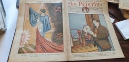 PELERIN 28/ REGRETS MARIANNE CROIX FAUCILLE MARTEAU /LAMPE ELECTRIQUE GEANTE - Sonstige
