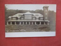 RPPC  New Auditorium  Silver Bay-Lake George  New York >> Ref 4068 - Lake George