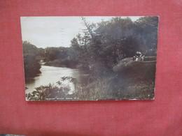 RPPC  Mohawk River  Rome New York >> Ref 4068 - Lake George