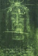 1 CALAMITA Magnete Da Frigo Magnet Aimant Santa SINDONE HOLY SABANA Volto Di Gesu Jesus 78x53mm Velluto Opaco NEW Nuovo - Characters