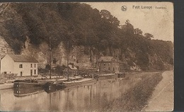 PK8/  PETIT LANAYE  FRONTIERE  1928 - Cartes Postales