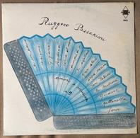 LP 33 - RUGGERO PASSARINI FISARMONICA E ORCHESTRA . AMORE E MUSICA N 9 - Vinyl Records