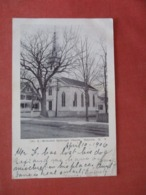 Methodist Episcopal Church  Babylon  New York > Long Island  > Ref 4068 - Long Island