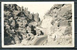 Real Photo B&W Postcard MIAMI SUPERIOR HIGHWAY, Arizona - Autres