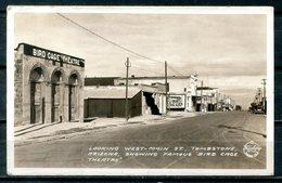Real Photo B&W Postcard TOMBSTONE, Arizona - Autres
