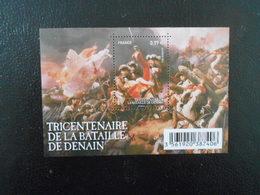 FRANCE YT F4660 TRICENTENAIRE DE LA BATAILLE DE DENAIN** - Blocs & Feuillets