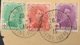 150 / 152 - 1918 Rotes Kreuz