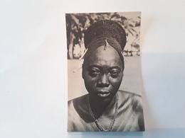 FOTOKAART CONGO BELGE BELGISCH CONGO WOMEN VROUW - Afrique