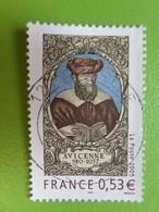 Timbre France YT 3852 - Personnalité - Avicenne - Médecin Et Philosophe - Portrait - 2005 - France