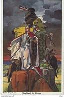 DEUTSCHLAND - Zweibund Im Sturm - Martin Wiegand Gem. - Weltkrieg 1914-18
