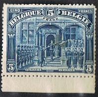 148* 5 FRANK - 1915-1920 Albert I.