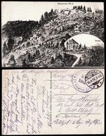 FP37 GERMANY 1916 Feldpost. Katzenstein. Rothau 13.6.16 & Military Hospital Seal - Other