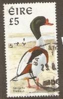 Ireland  1997  SG 1062  £5 Shelduck  Fine Used - Unused Stamps