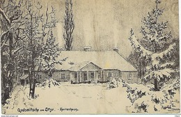 POLOGNE - RARE - GODOMITSCHE - 1917 - Polonia