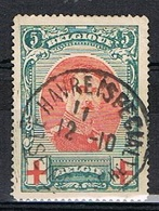 132 Koning Albert I - Rode Kruis - 1915-1920 Albert I.