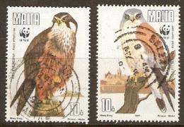 Malta  1991 SG  900-1  Falcons    Fine Used - Malta