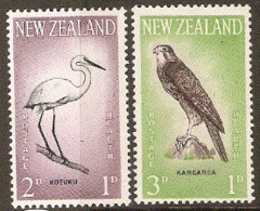 New Zealand  1961  SG  806-7  Health  Unmounted Mint - Ongebruikt