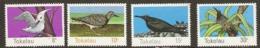 Tokelau   1977  SG 57-60  Birds   Unmounted Mint - Tokelau