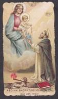 Santino: REGINA SACRATISSIMI ROSARII - E - PR - RI-SANT8 - Religione & Esoterismo