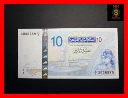 TUNISIA 10 Dinars 7.11.2005 P. 90  UNC - Tunisia