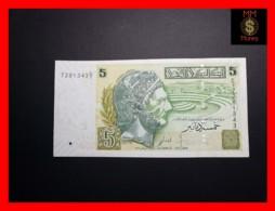 TUNISIA 5 Dinars 2008 P. 92   UNC - Tunisia