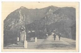 Capoulet-Junac Carte Photo Monument Photographie J. Daspet Foix - Autres Communes