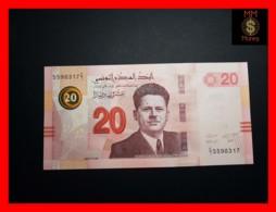 TUNISIA 20 Dinars 25.7.2017 P. 97  UNC - Tunisia