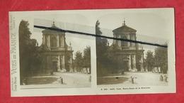 Vue Stéréoscopique  - Caen  -  Notre Dame De La Gloriette - Caen
