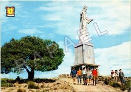 Totana (Espagne) - Monument Corazon De Jésus - Murcia