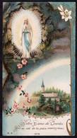 Santino: NOTRE DAME DE LOURDES - E - PR - Liberty - RI-SANT38 - Religione & Esoterismo