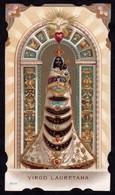 Santino: MADONNA DI LORETO - E - PR - Cromolitografia - RI-SANT34 - Religione & Esoterismo