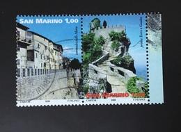 San Marino 2008 Patrimonio Sassone 2208-2209 - San Marino