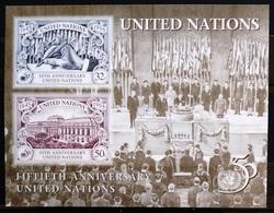 NATIONS-UNIS  NEW YORK                   B.F 12                    NEUF** - Blocks & Kleinbögen