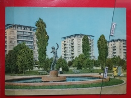 KOV 405-1 - SOFIA, Bulgaria, Bloc D Habitations Zaimov - Bulgaria
