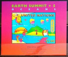 NATIONS-UNIS  NEW YORK                   B.F 14                    NEUF** - Blocks & Kleinbögen