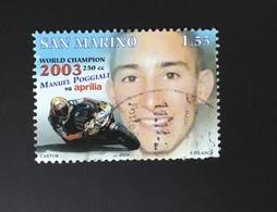 San Marino 2004 Manuel Poggiali Sassone 1981 - San Marino