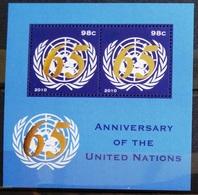 NATIONS-UNIS  NEW YORK                   B.F 28                    NEUF** - Blocks & Kleinbögen
