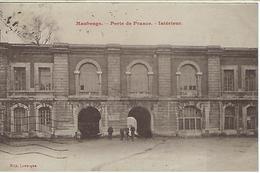 FRANCE - RARE - Maubeuge - La Porte De France -Intérieur - - Maubeuge