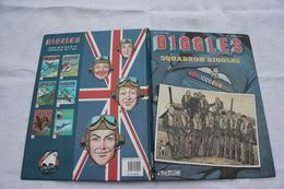 BIGGLES   Squadron Biggles  Editions: LEFRANCQ  EO 1994  CARTONNEE  Comme Neuve - Biggles