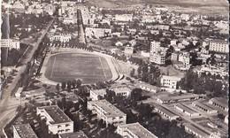 MEKNES  Le Stade Et L'Avenue De La République - Meknes
