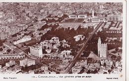 CASABLANCA  Vue Générale Prise En Avion  - Flandrin113 - - Casablanca