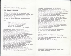 Edmond De Roo (1895-1982) - Images Religieuses